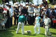 2013年 アクサレディスゴルフトーナメント in MIYAZAKI 2日目 香妻琴乃