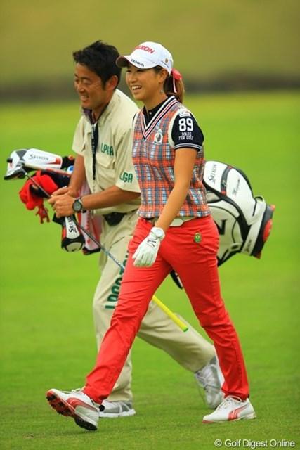 最近の安定感のあるゴルフには風格さえ感じますね。7位タイフィニッシュです。