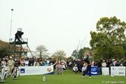 2013年 アクサレディスゴルフトーナメント in MIYAZAKI 最終日 第1組