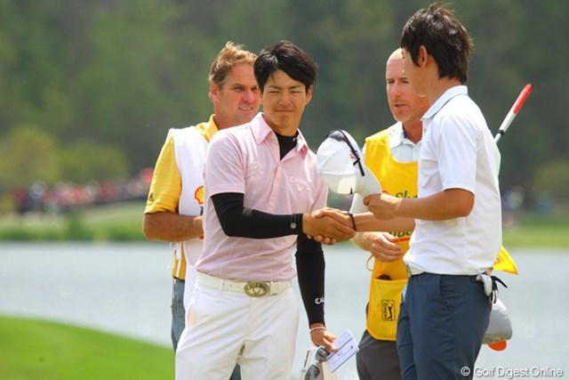 「シェル・ヒューストンオープン」で予選落ちを喫した石川遼。次戦は5年連続出場となる「マスターズ」だ。