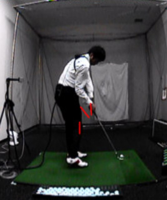 golftec すくい上げる体の動きを一発で改善!3-1