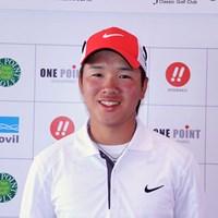 プロデビュー初日は1オーバー35位タイとなった伊藤誠道 2013年 Novil Cup 初日 伊藤誠道