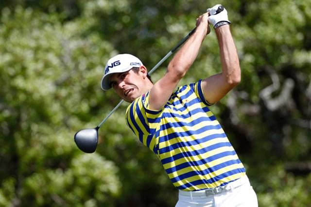 2013年 バレロテキサスオープン 3日目 ビリー・ホーシェル 26歳のビリー・ホーシェルが初優勝に王手をかけた(Michael Cohen/Getty Images)