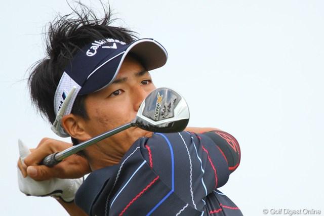 石川遼は前週の「シェル・ヒューストンオープン」で、新作の3番ウッドを握ってプレーした
