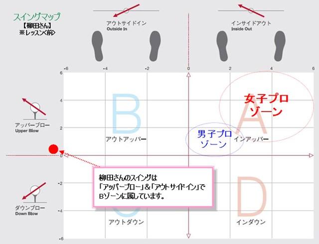 柳田さんスイングマップ