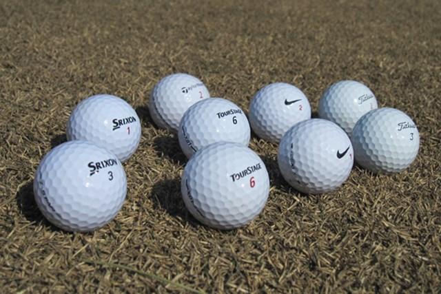 実験隊 プロが使用するスピン系ボールを性能検証! 最新スピン系ボール9機種を検証!