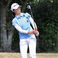 ショートゲームで苦戦した植竹希望は19位タイに終わった 2013年 スタジオアリス女子オープン 最終日 植竹希望