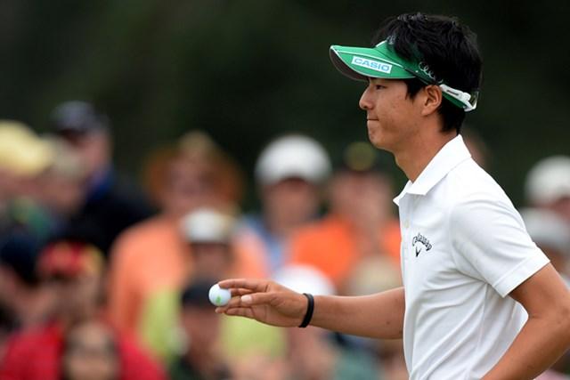 「今シーズンで一番良いゴルフ」。石川遼にとって多くを会得する最終ラウンドとなった (Harry How/Getty Images)