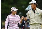 2006年 LPGAツアーチャンピオンシップリコーカップ 2日目 諸見里しのぶ