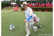 2006年 LPGAツアーチャンピオンシップリコーカップ 2日目 横峯良郎氏