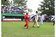 2006年 LPGAツアーチャンピオンシップリコーカップ 3日目 宮里藍