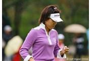 2006年 LPGAツアーチャンピオンシップリコーカップ 最終日 大山志保