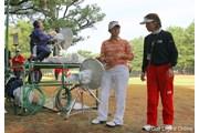 2006年 LPGAツアーチャンピオンシップリコーカップ 最終日 諸見里しのぶ