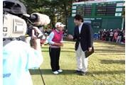 2006年 LPGAツアーチャンピオンシップリコーカップ 最終日 横峯さくら