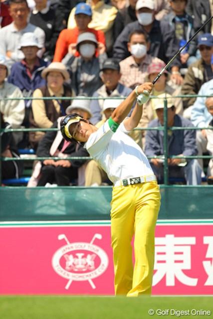 2982人のギャラリーが訪れたプロアマ戦。その大半が石川遼のプレーを観戦した