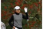 2006年 LPGAツアーチャンピオンシップリコーカップ 3日目 大山志保