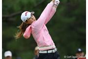 2006年 LPGAツアーチャンピオンシップリコーカップ 2日目 上田桃子