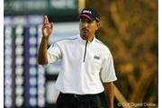 2006年 日本オープンゴルフ選手権競技 初日 ジーブ・ミルカ・シン