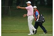 2006年 日本オープンゴルフ選手権競技 2日目 ウォン・ジョン・リー