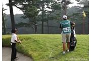 2006年 日本オープンゴルフ選手権競技 2日目 片山晋呉