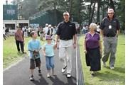 2006年 日本オープンゴルフ選手権競技 2日目 デビッド・スメイル
