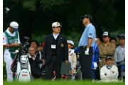 2006年 日本オープンゴルフ選手権競技 3日目 中嶋常幸
