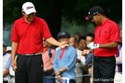 2006年 日本オープンゴルフ選手権競技 3日目 W.J.リー ジーブ・ミルカ・シン