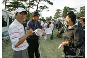 2006年 日本オープンゴルフ選手権競技 3日目 深堀圭一郎