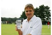 2006年 日本オープンゴルフ選手権競技 3日目