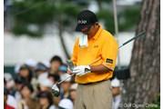 2006年 日本オープンゴルフ選手権競技 最終日 中嶋常幸