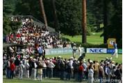 2006年 日本オープンゴルフ選手権競技 最終日