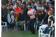2006年 日本オープンゴルフ選手権競技 最終日 矢野東