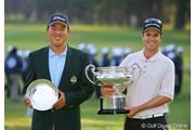2006年 日本オープンゴルフ選手権競技 最終日 ウォン・ジョン・リー ポール・シーハン