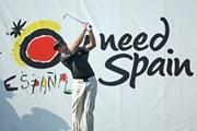 2013年 スペインオープン 初日 セルヒオ・ガルシア