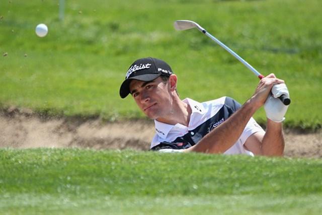 2013年 スペインオープン 初日 ゲーリー・スタール 下部ツアー出身のゲーリー・スタールが首位タイ発進。勢いを継続できるか (Getty Images)