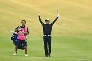 2013年 東建ホームメイトカップ 3日目 上井邦浩