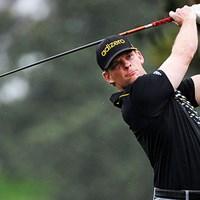 地元ボストンの爆破事件を受け、被害者への寄付活動を開始したJ.ドリスコル. (PGA TOUR) 2013年 RBCヘリテージ 2日目 ジェームス・ドリスコル