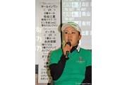 2013年 KKT杯バンテリンレディスオープン 2日目 佐伯三貴