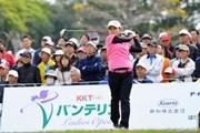 2013年 KKT杯バンテリンレディスオープン 2日目 カン・ミョージン