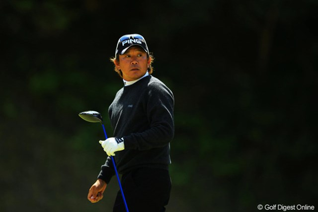 祝初優勝!塚田プロ祭り② 今日の塚田プロのティショットは、本当に安定していましたねぇ。