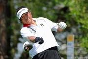 2013年 つるやオープンゴルフトーナメント 初日 尾崎将司