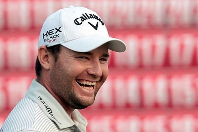 昨年は高い勝率を誇ったボルボ主催トーナメント。B.グレースがディフェンディングチャンピオンとして天津に帰ってきた(Getty Images)