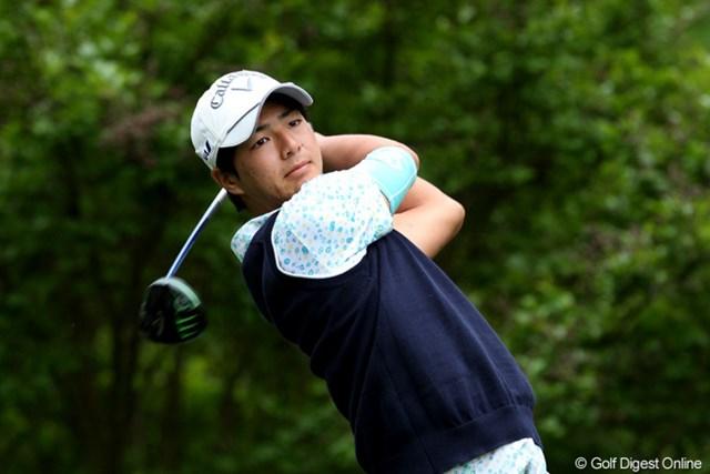 1週間のオープンウィークを経て英気も養った。石川遼が今季12試合目に臨む