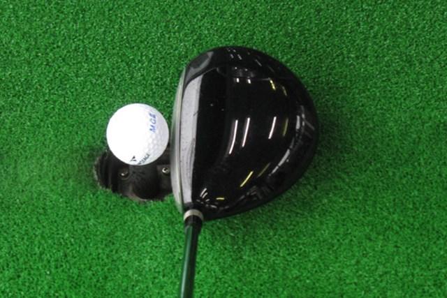 新製品レポート 本間ゴルフ TW717 455 ドライバー 職人が木材を削りだしてマスターヘッドを作り上げた美形ヘッド