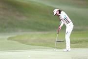 2013年 サイバーエージェント レディスゴルフトーナメント 初日 櫻井有希