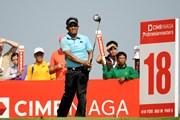 2013年 CIMB ニアガ インドネシアマスターズ 2日目 トンチャイ・ジェイディ