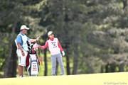 2013年 サイバーエージェント レディスゴルフトーナメント 2日目 横峯さくら