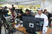 2013年 サイバーエージェント レディスゴルフトーナメント 2日目 ライブ中継