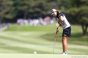2013年 サイバーエージェント レディスゴルフトーナメント 2日目 櫻井有希