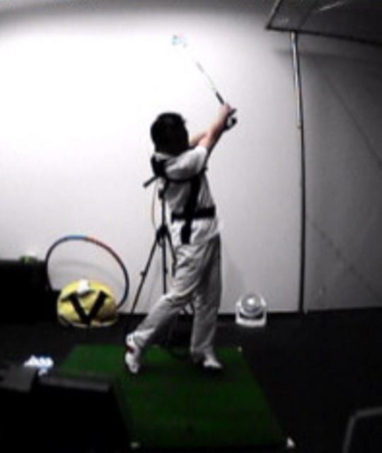 golftec  「ヘッピリ腰」がキーワード! 3-1